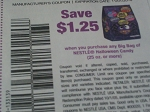 $1.25/1 Big Bag of Nestle Halloween Candy 25oz+ 11/1/2016