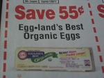 $.55/1 Egg Land's Best Organic Eggs 1/30/2017