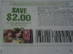 $2/1 Garnier Nutrisse or Color Styler 12/17/2016